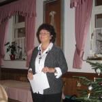Grußworte der Bürgermeisterin Liane Sedlmeier